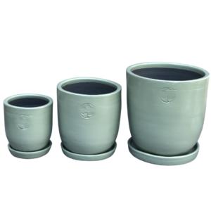 indoor clay pot